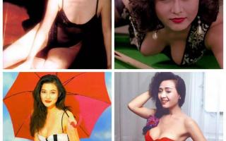 香港艳星往事:她们用宽衣解带征服了半个世纪的饮食男女
