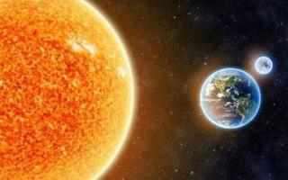 宇宙中的最大天体有多大?