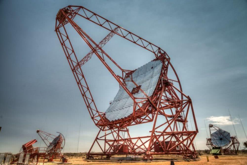 科学家观测到伽马射线爆炸产生的最高能量的光-第1张图片-IT新视野