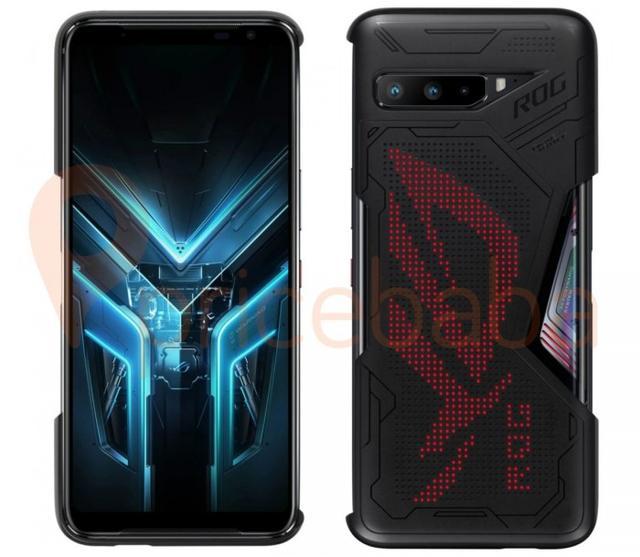 华硕ROG Phone 3高清谍照曝光:设计未做太大改变-第2张图片-IT新视野